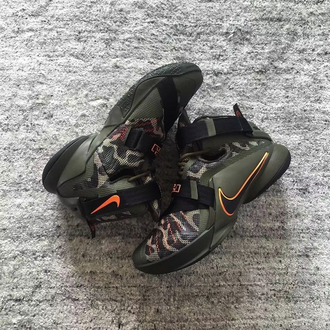 New Nike LeBron Soldier 9 \