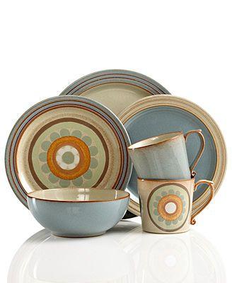 Denby Dinnerware Heritage Collection - Dinnerware - Dining \u0026 Entertaining - Macy\u0027s  sc 1 st  Pinterest & Denby Dinnerware Heritage Collection.... Absolutely love Denby ...