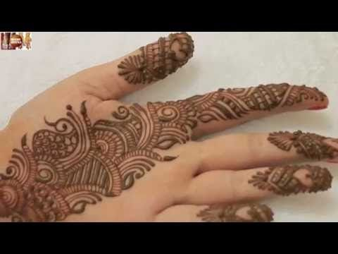 450 Easy Henna Designs Full Hand Mehendi Designs For Hands