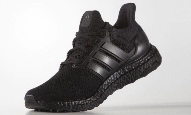 """competitive price d0b95 9b12b Here are the Official Images of the adidas Ultra Boost """"Triple Black"""""""