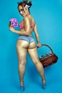 Ass girl butt Bubble asian