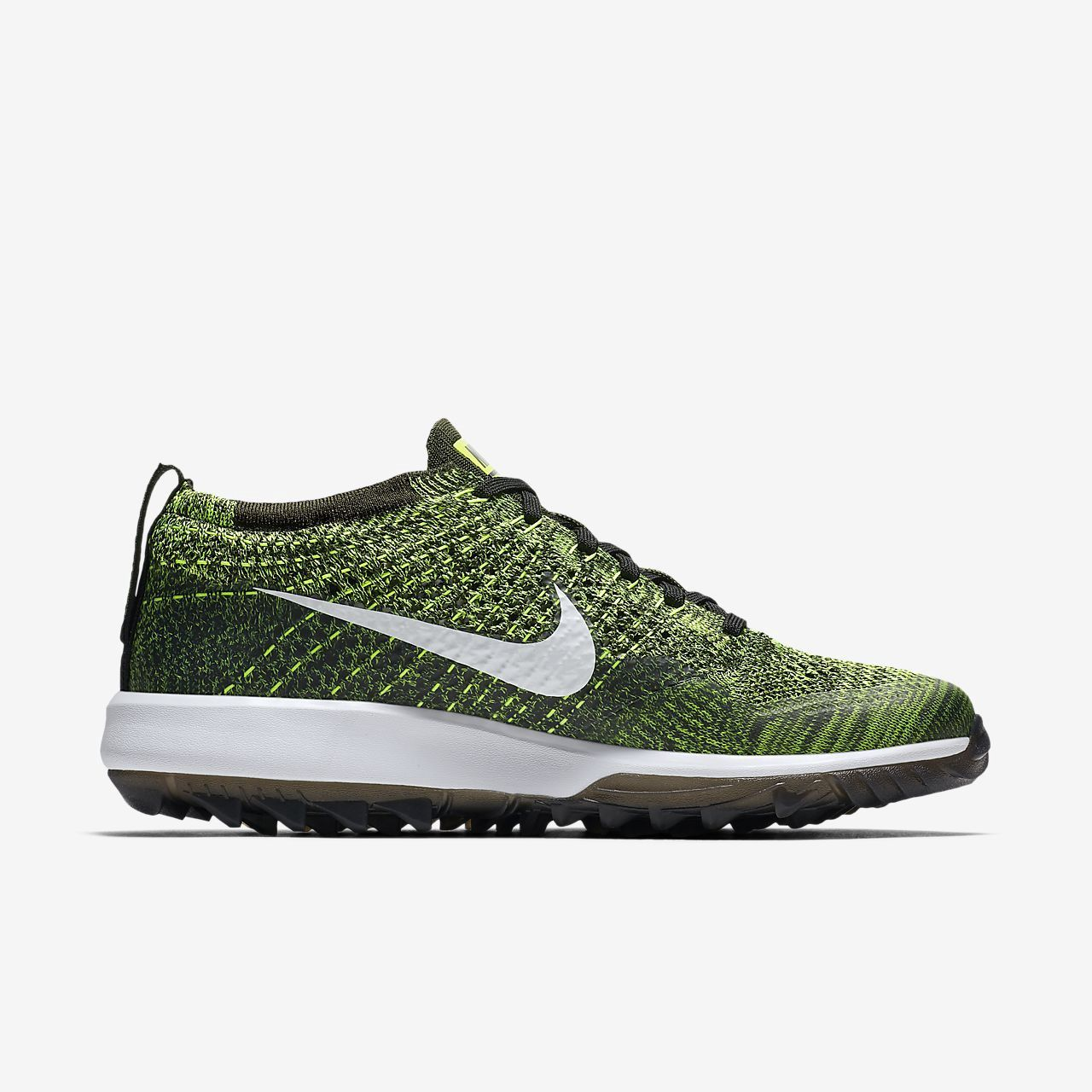 various colors 10dfb 457a1 Nike Flyknit Racer G Womens Golf Shoe - 10.5