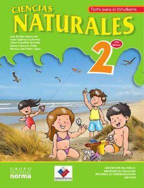 Naturales 2 Grado Libro Gratuito Ciencias Naturales Ciencias Naturales Libros De Segundo Grado Libros De Ciencia