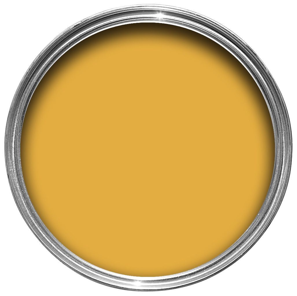 Mustard Kitchen Paint