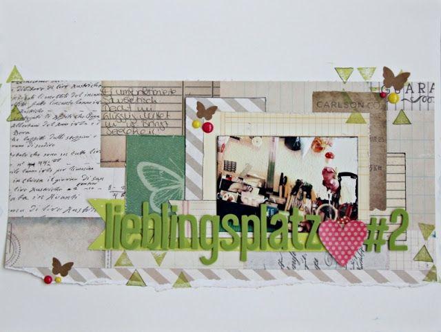 #ProjektIch Layout von Martina für www.danipeuss.de  Mein Lieblingsort