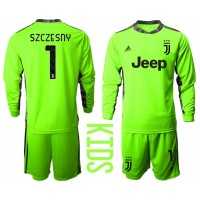 Maglie da calcio Juventus Portiere Wojciech Szczesny #1 Prima ...