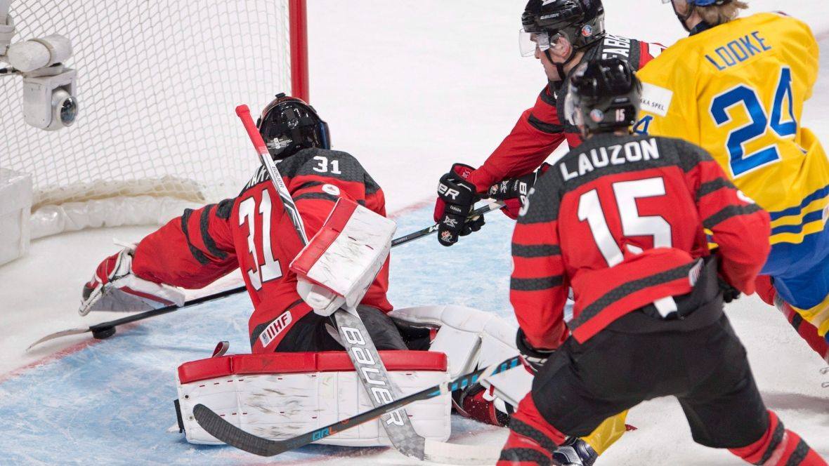 Canada defeats Sweden to advance to world junior gold