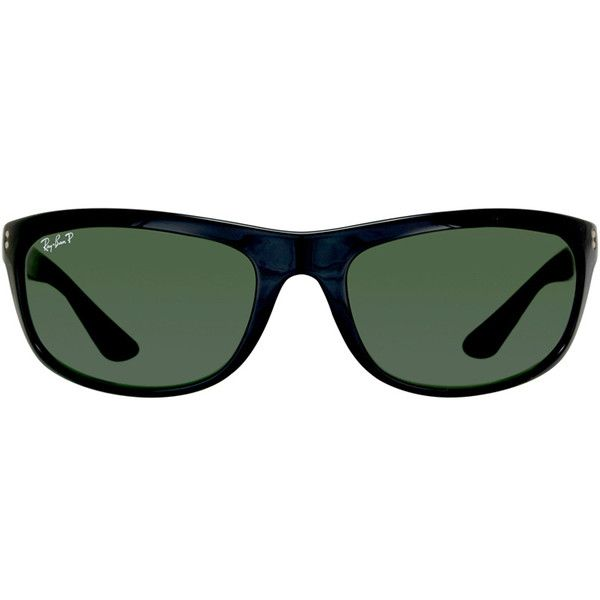 76ea9dd5ca Ray Ban RB4089 Balorama 601 58 Men In Black 3 Sunglasses ( 110) ❤ liked on  Polyvore featuring accessories