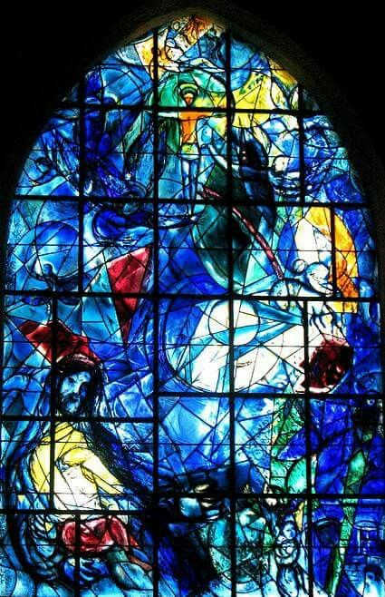 Image result for marc chagall stained glass union church