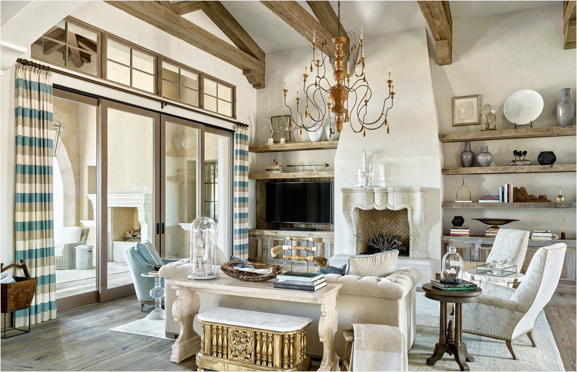 43 Perfect Mediterranean Style Living Room | Mediterranean ...
