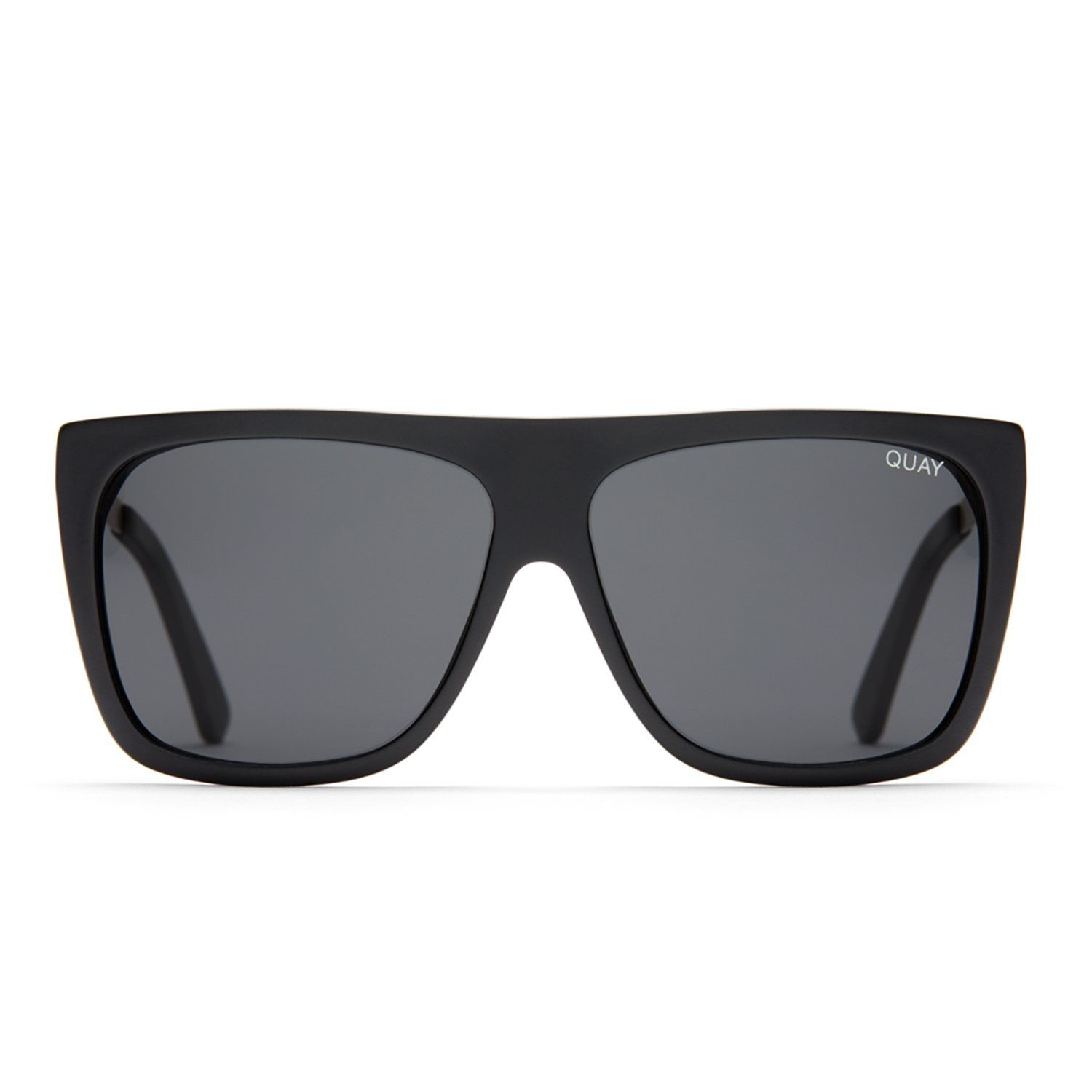 24e22975bd Quay Australia OTL II Womens Sunglasses Oversized Square Sunnies Black Smoke      You can get additional details at the image link.