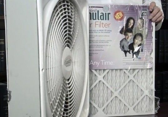 Diy Make Your Own Hepa Air Filtration System For Just 30 Diy Air Purifier Air Filtration System Air Filtration