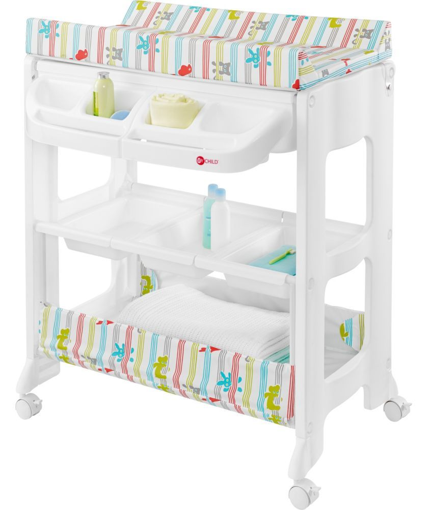 Buy My Child Peachy Changing Station with Bath at Argos.co.uk - Your ...