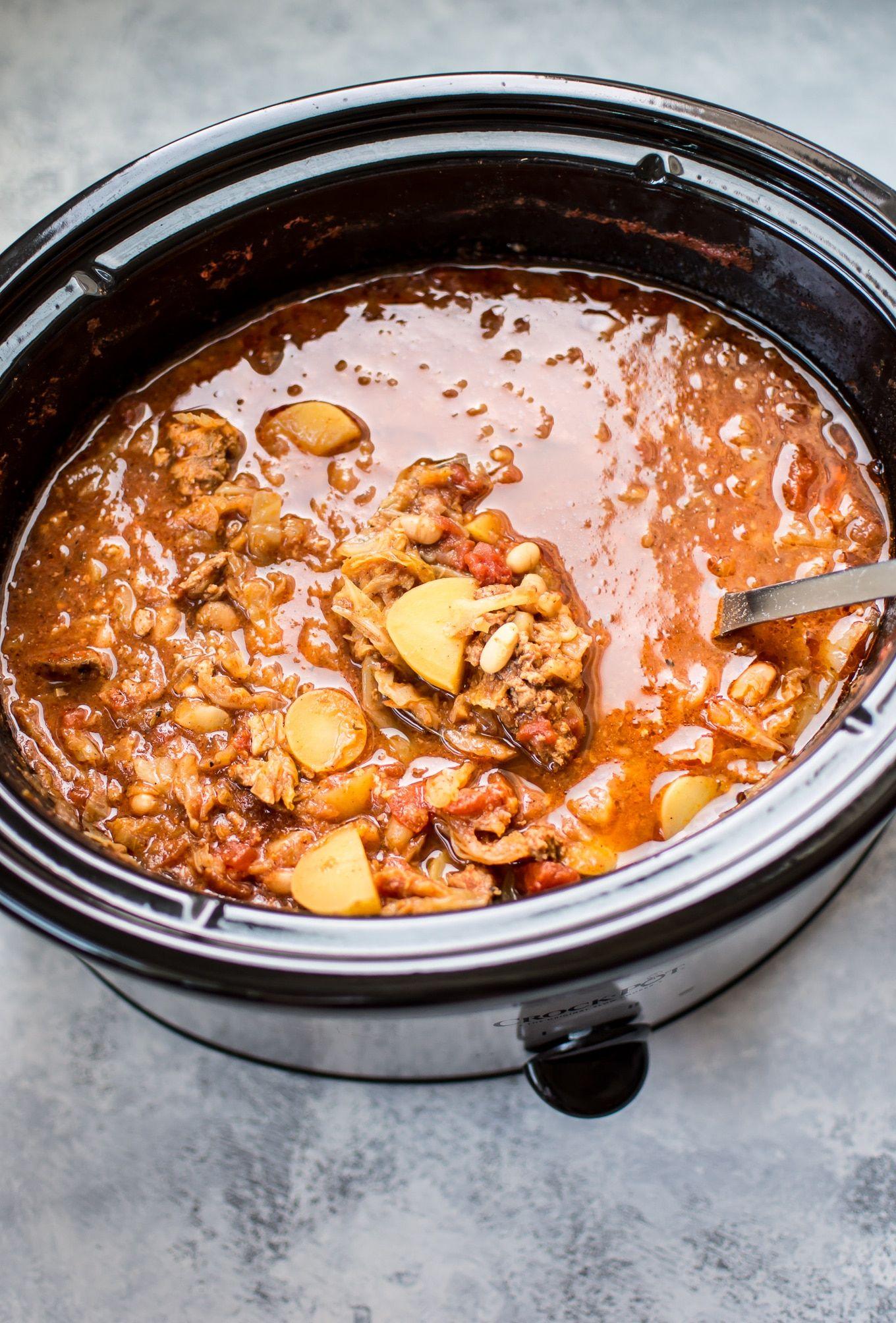Crockpot cabbage soup recipe crockpot recipes cabbage