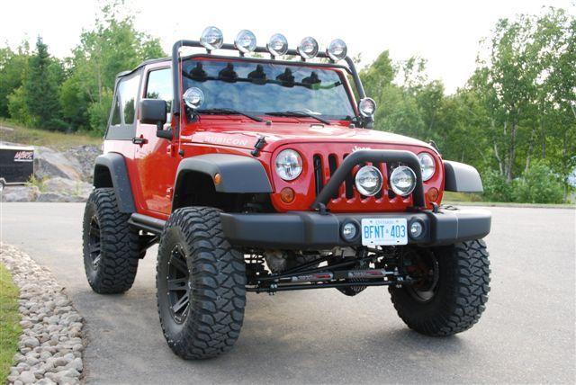 Light bar wrangler olllllllo love pinterest jeeps mozeypictures Images