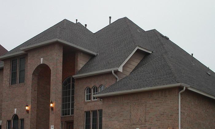 Austin Texas 78730 Gaf Timberline Weatherwood Roofing