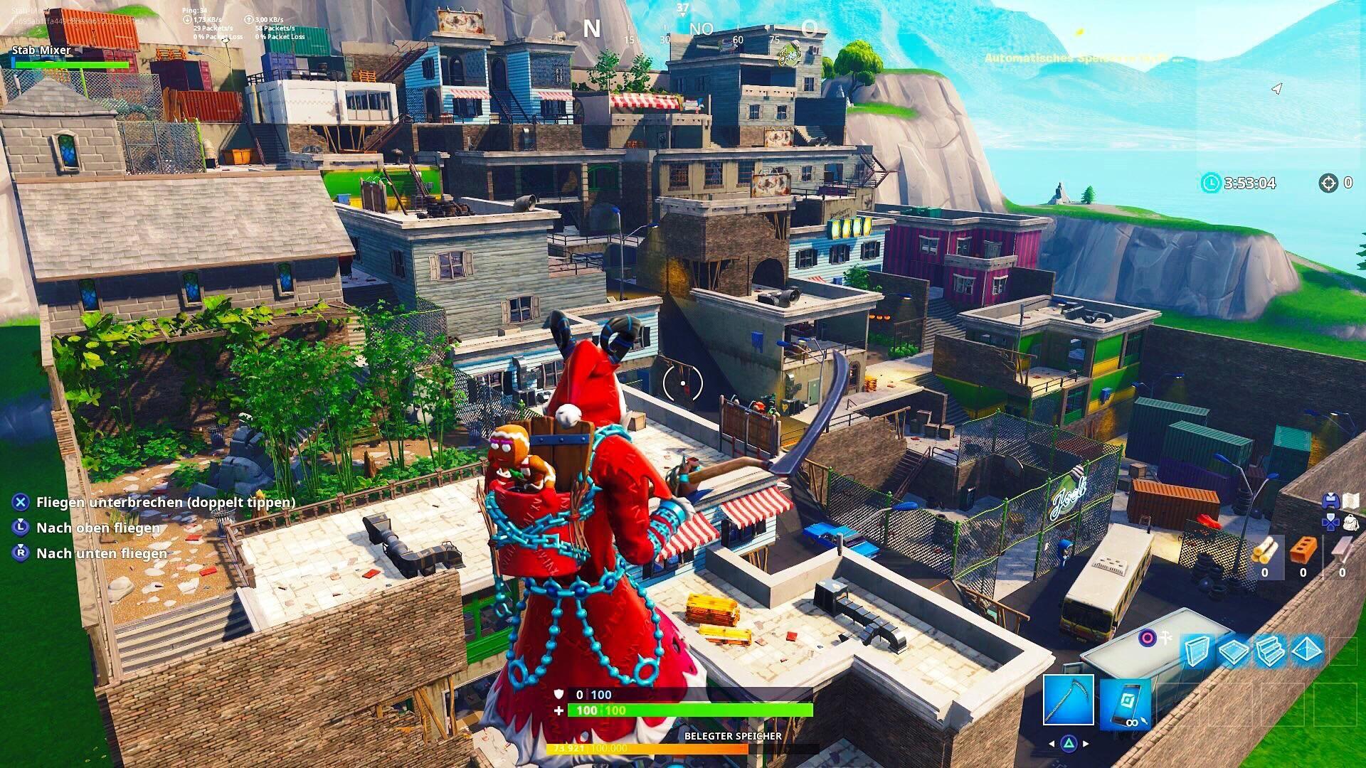 Fortnite fan recreates the Favela map from Modern Warfare