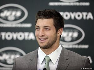 Tim Tebow coming to Central Texas on Easter!