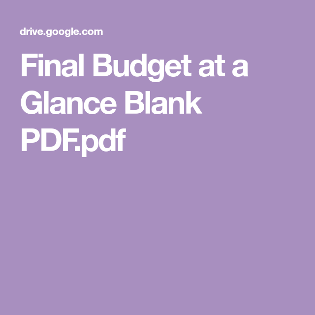 Final Budget At A Glance Blank PDF.pdf