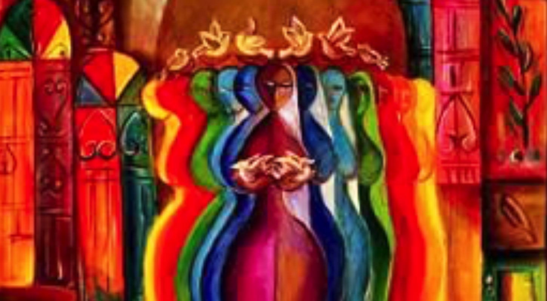 المراة والفن والرسم الصدى نت Art Painting