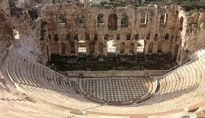 Resultado de imagem para arquitetura da grecia antiga
