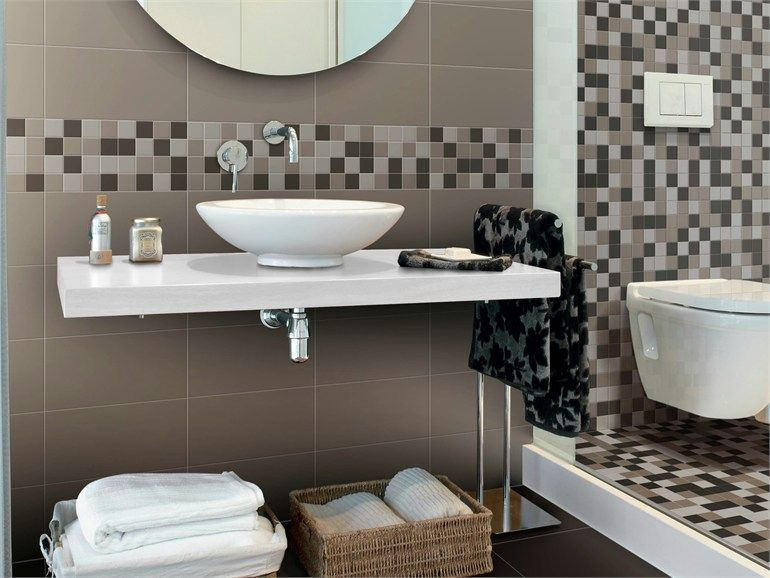 Vogue Interni Grigio : Pavimento rivestimento in gres porcellanato smaltato interni mix