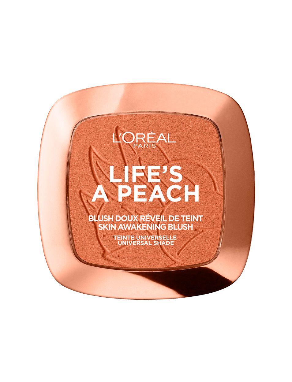 Life's a Peach Blush Powder tati (With images) Peach