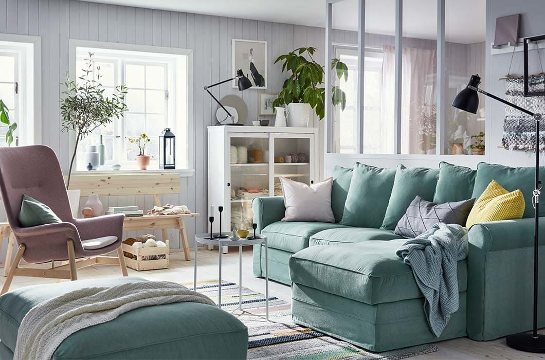 Woonkamer Ideeën Huis Inrichten Nyhildes Space For