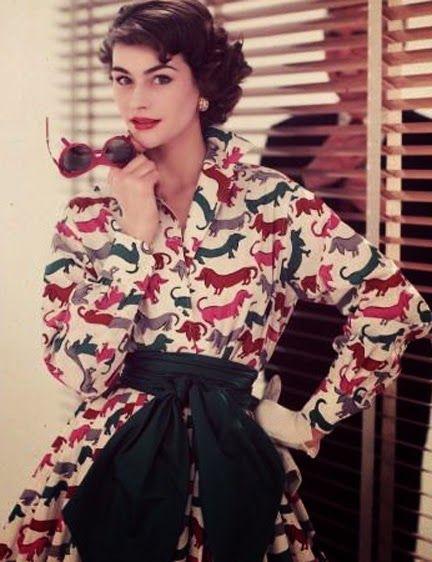 Anne Gunning 1955