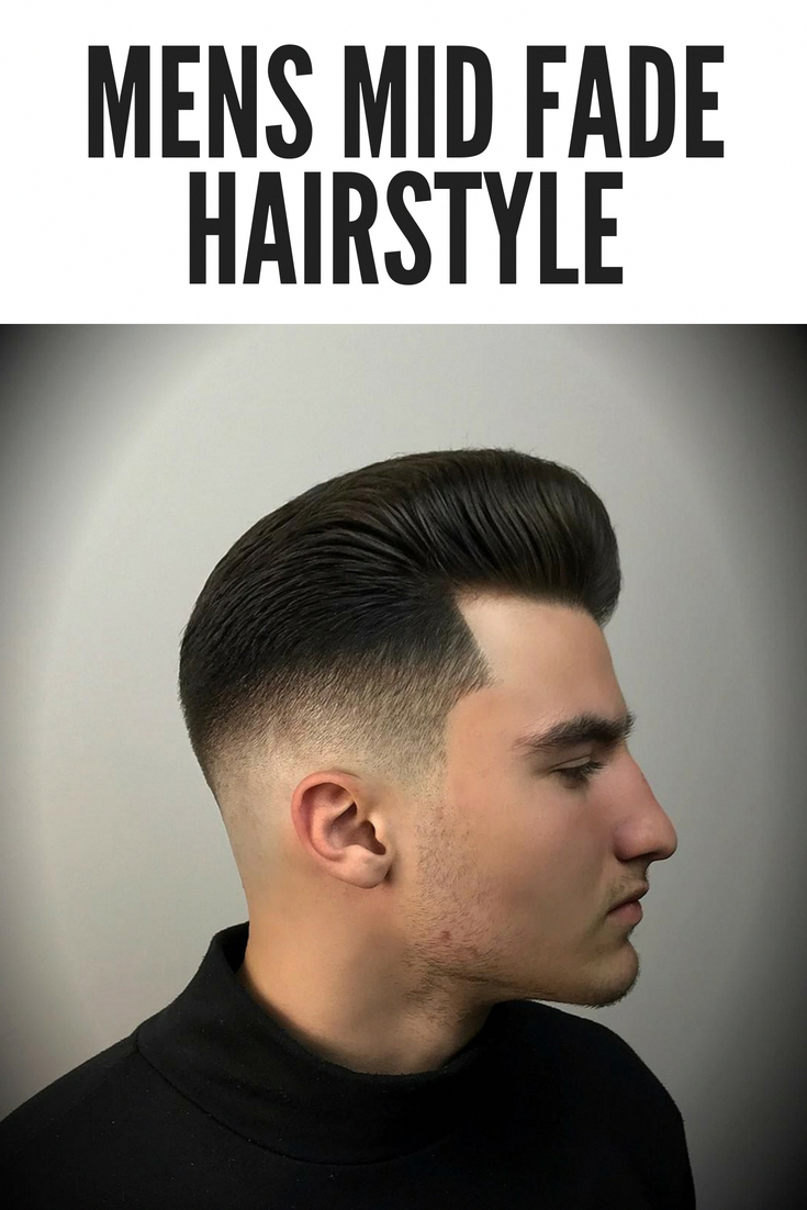 27 Awesome Mens Fade Hairstyles 2018 Varitaions Fade Hair Men