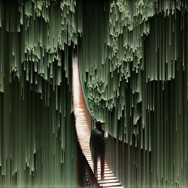 Pin by Chris Darmon on space + 3D + design Glitch art
