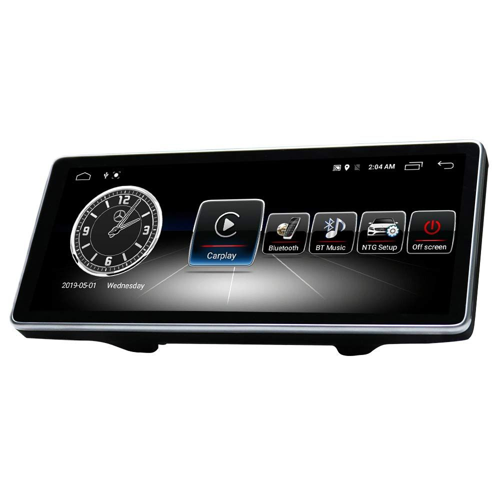 Road Top 10 25 Car Navigation Touch Screen For Mercedes Benz C Clk Class W204 S204 C207 A209 2008 To 2010 Gps Car Navigat Car Navigation Car Electronics Benz C