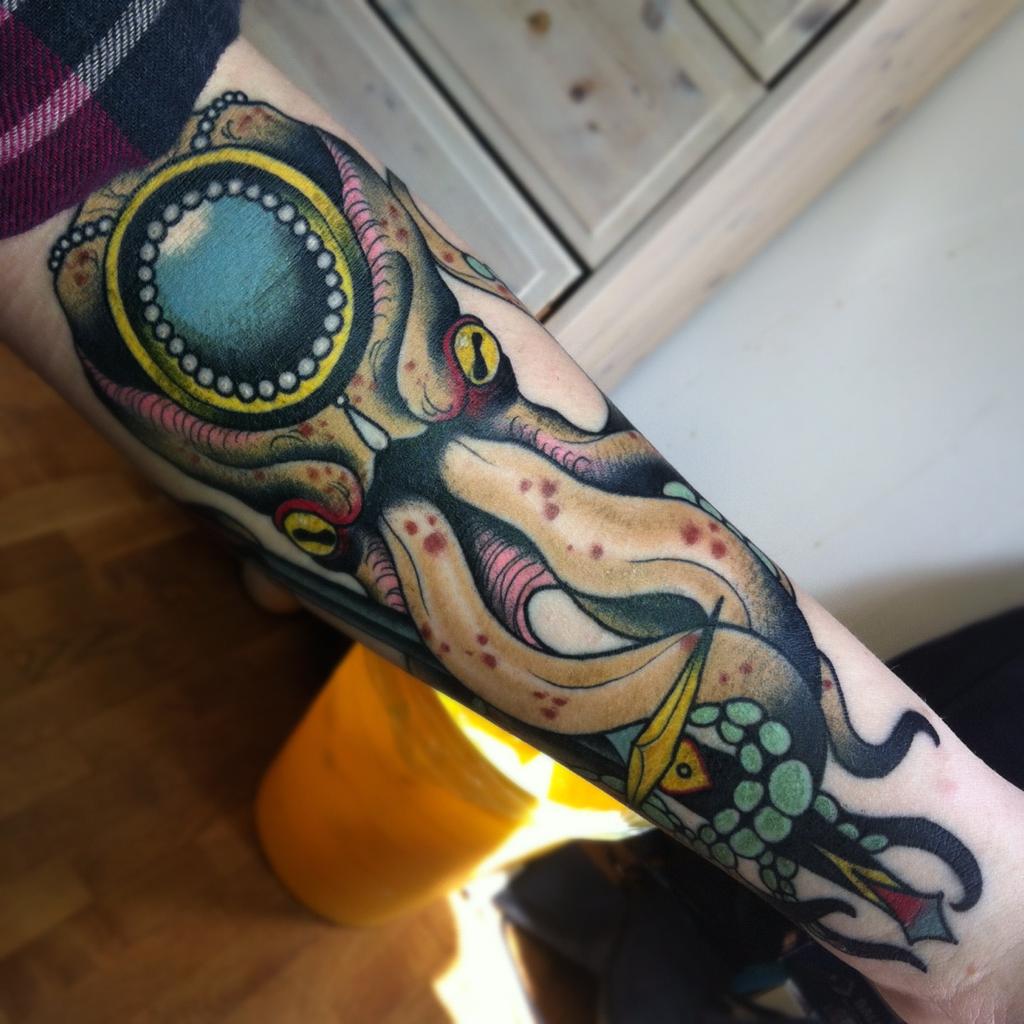 efter tattoo