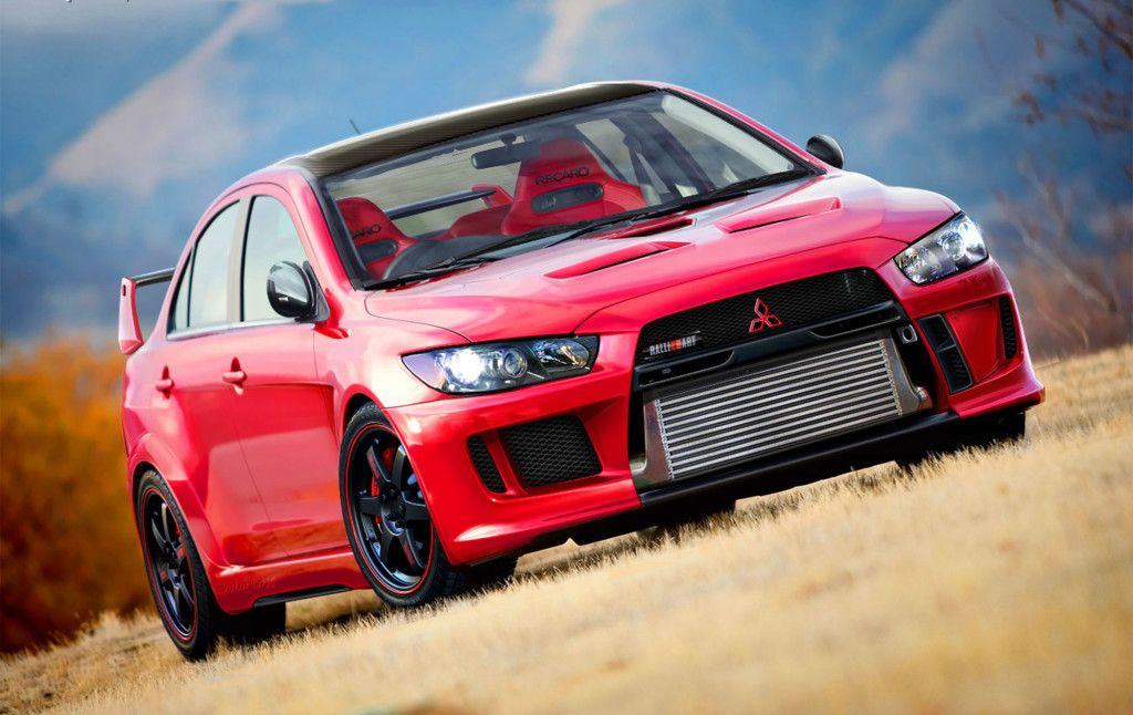 awesome 2014 Mitsubishi Lancer Evolution Review | Carsnin.com ...