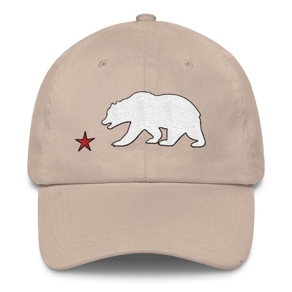 cheap for discount f6b6e 5b9df ... wholesale california bear classic dad cap 5639a c10b9