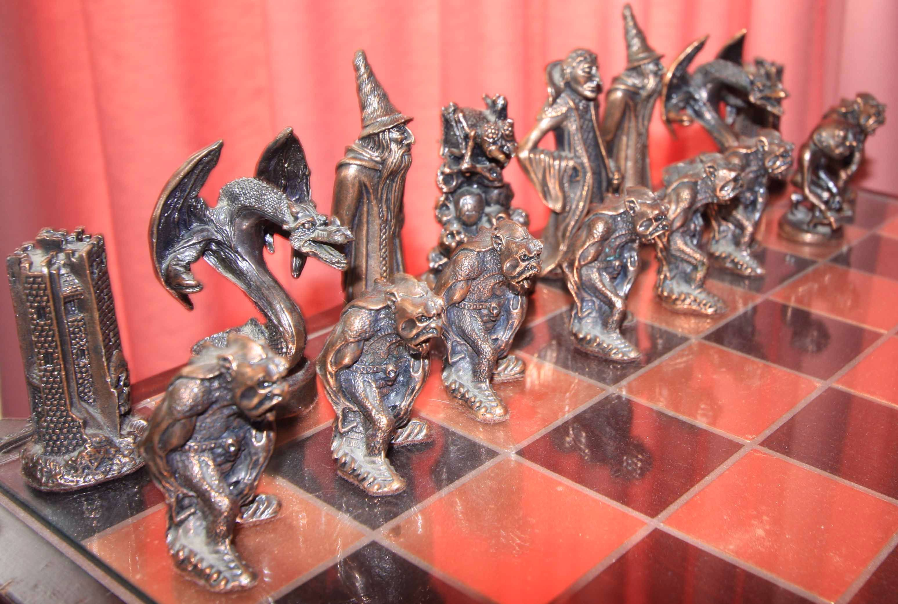 From Google Search Cool Chess Sets Pinterest