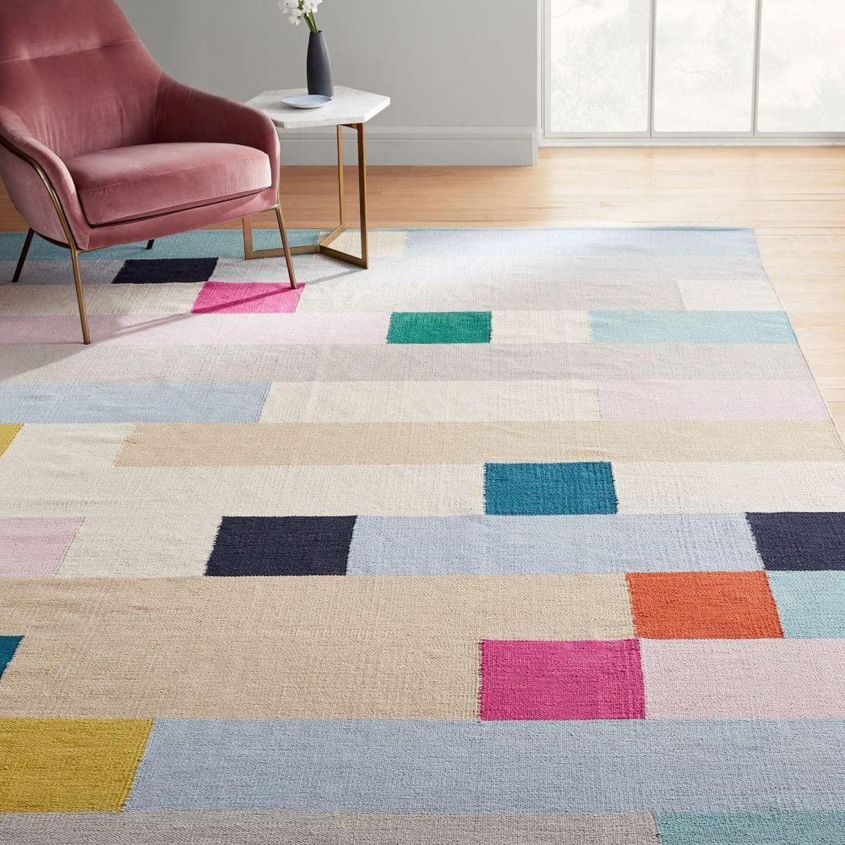 Margo Selby Squares Rug Square Rugs Margo Selby Rugs