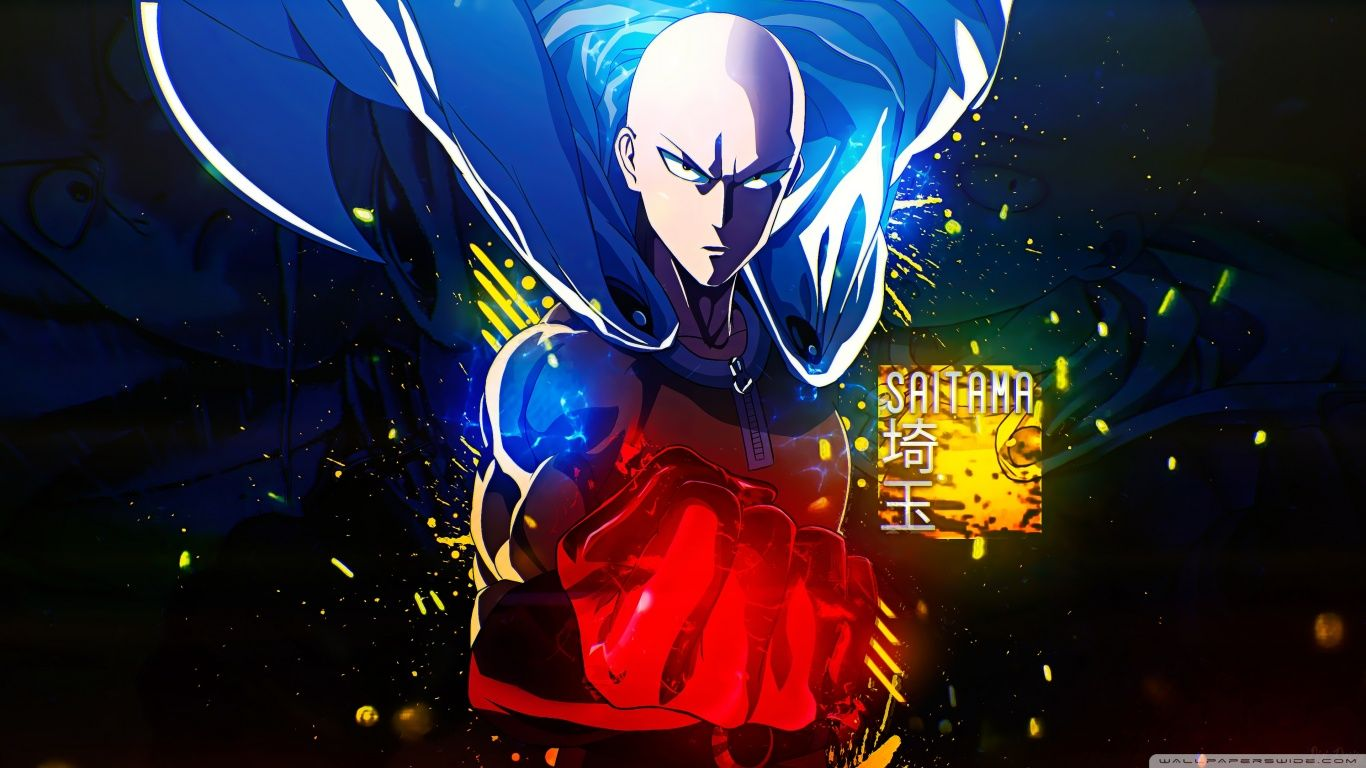 One Punch Man Wallpaper Hd Resolution Saitama One Punch Man Saitama One Punch Anime
