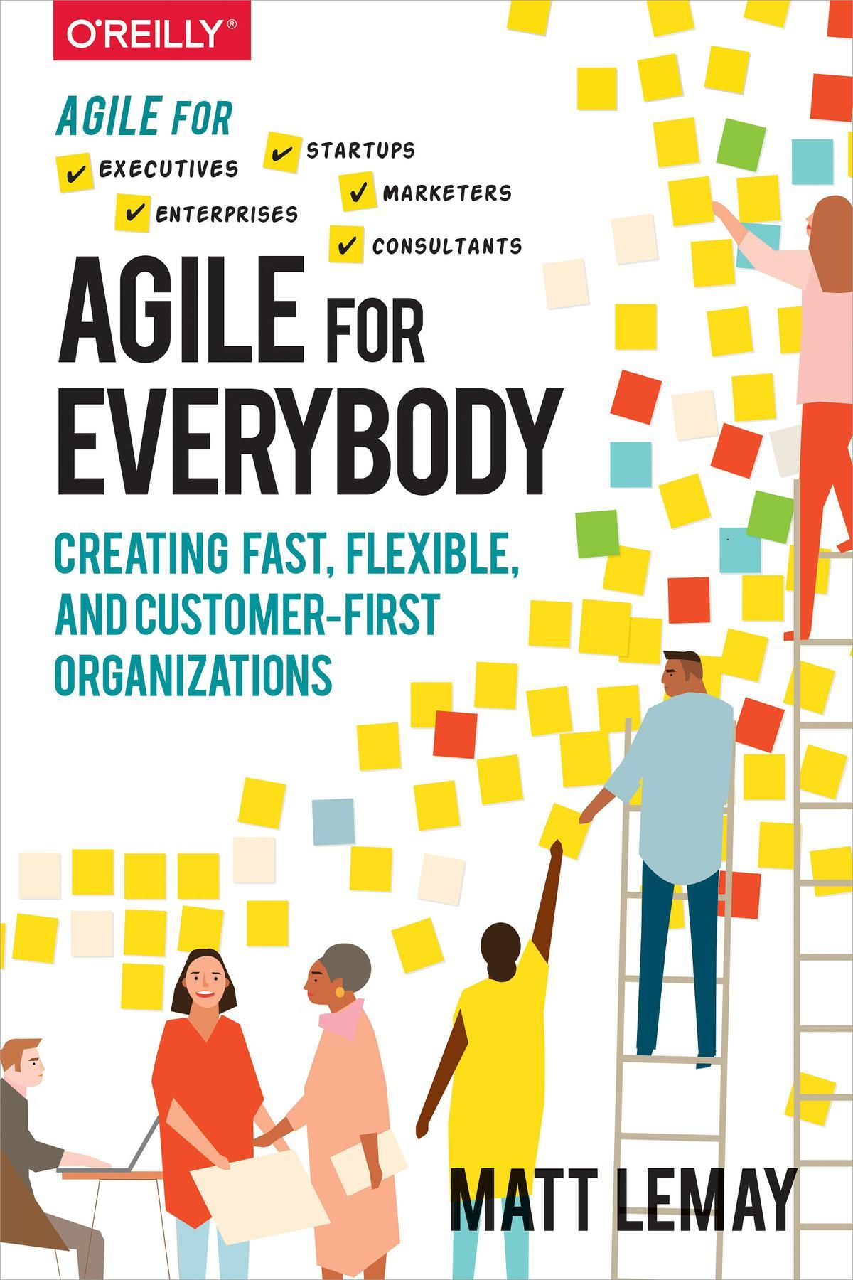 Agile for Everybody 1st Edition Pdf Free Download | IT e-Books
