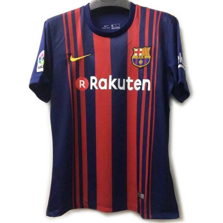 Nueva Camiseta Primera Tailandia del FC Barcelona 2017 2018 | outlet españa