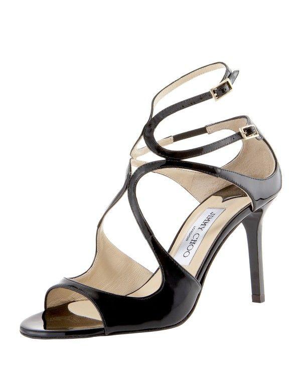 f50eaf047cd Jimmy Choo - Ivette Patent Sandal