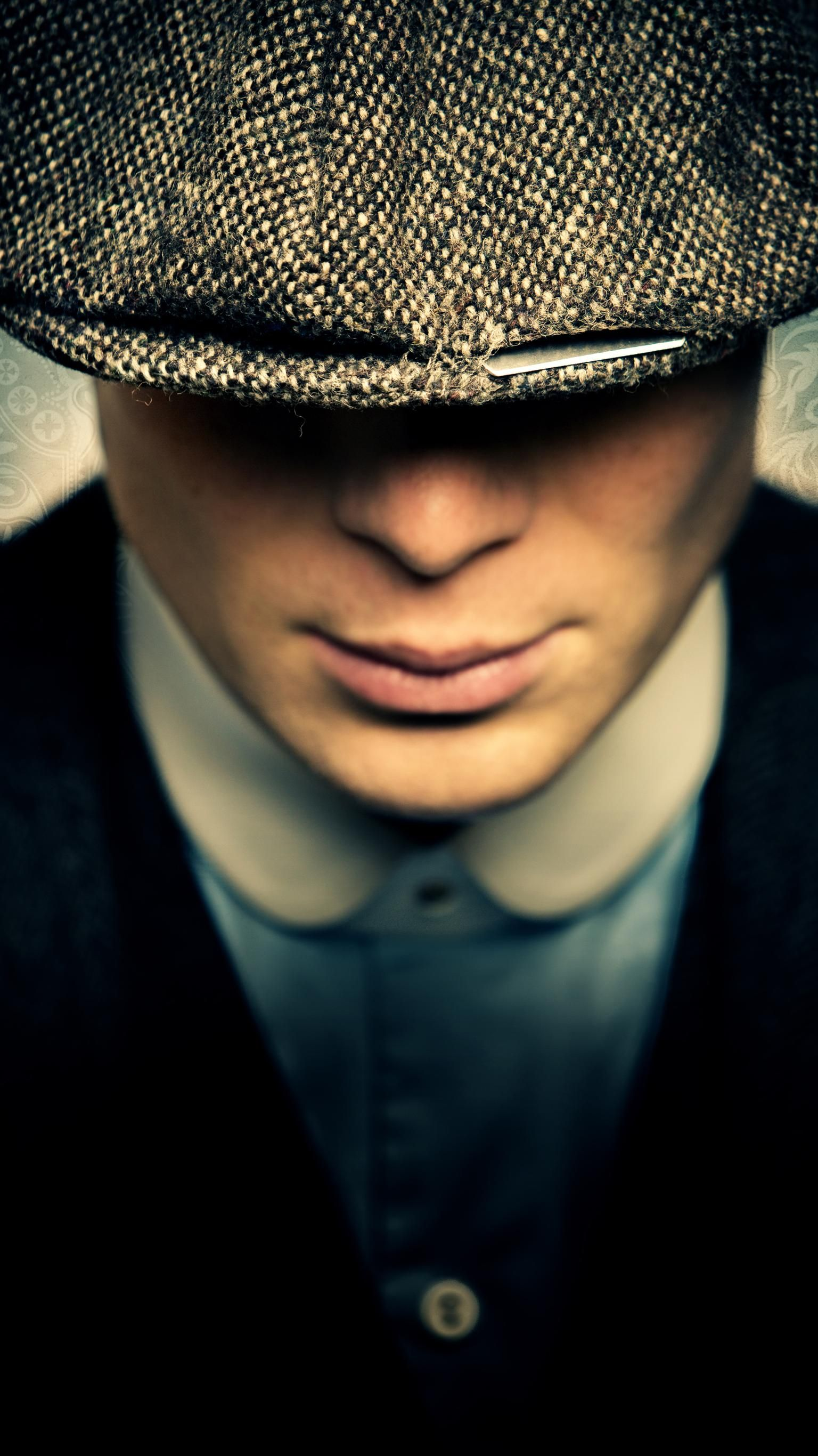 Peaky Blinders Phone Wallpaper Cillian Murphy Fotografia De