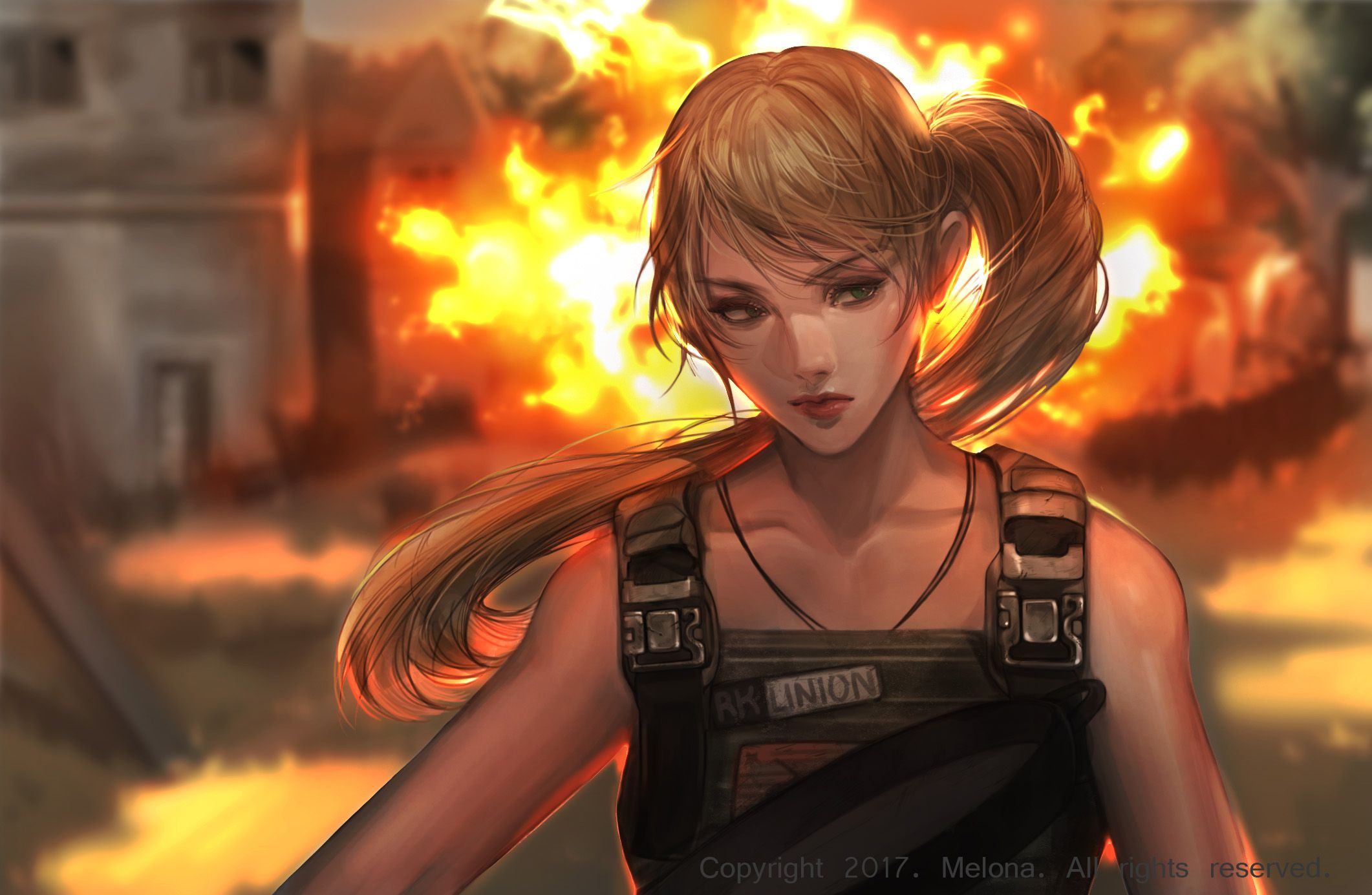 Pubg Real Girl Wallpaper: Playerunknown's Battlegrounds Fanart. PUBG Fan Art. It's