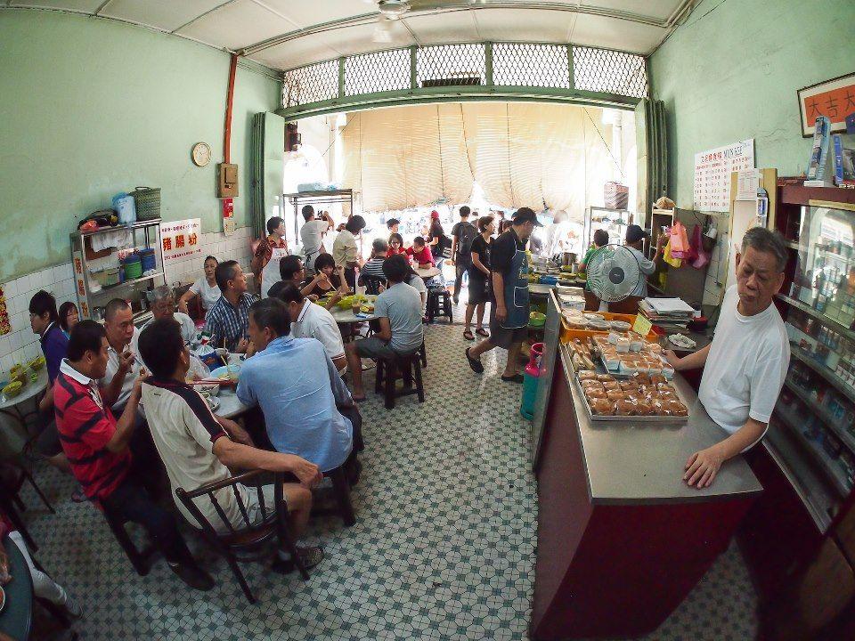 Lamwj A Weekend In Ipoh Taiping Tea Restaurant Hk Restaurant Vintage Coffee Shops
