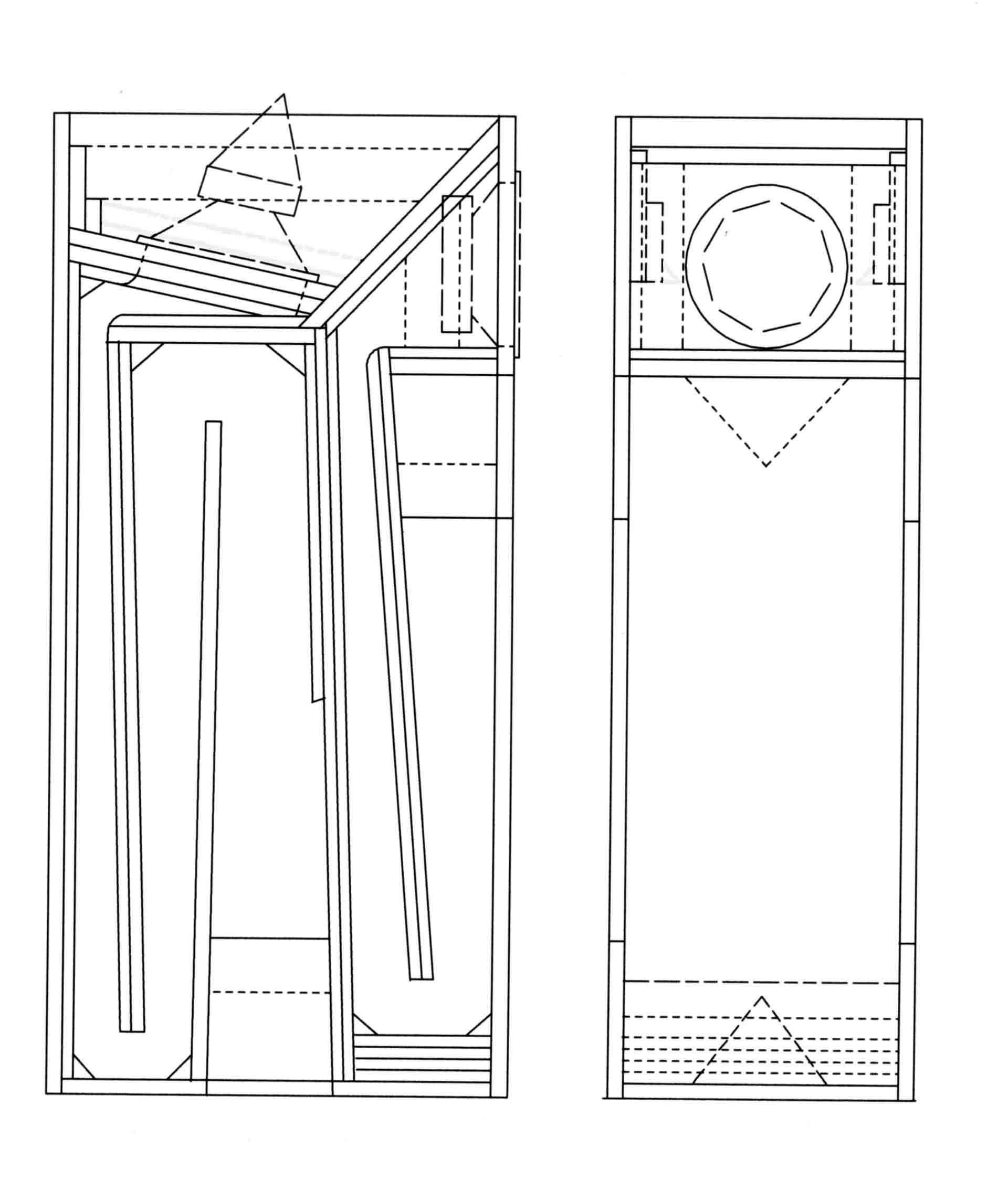 bildname diy dreams of spl 600 pins speaker box design open baffle speakers speaker plans. Black Bedroom Furniture Sets. Home Design Ideas