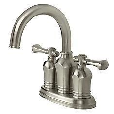 Verdanza 4 Inch Bath Faucet In Brushed Nickel