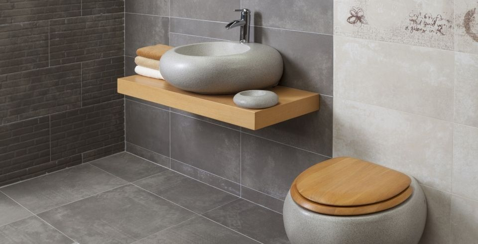 Badezimmer Betonoptik » Der neue trend für das badezimmer ...