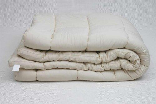 Sleep Beyond 60 By 80 Inch Organic Merino Wool Mattress Topper Queen Ivory By Sleep Beyond 292 81 100 Wool Mattress Mattress Topper Organic Mattresses