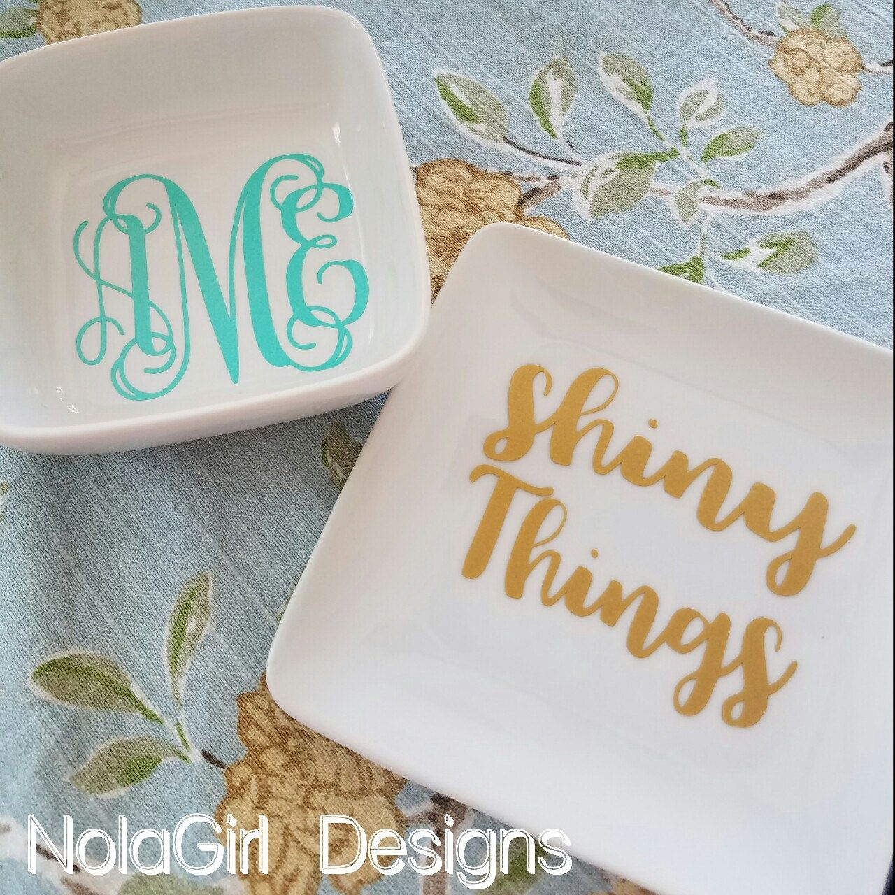 Ring dish bridesmaid gift monogrammed ring dish gifts for her ring dish bridesmaid gift monogrammed ring dish gifts for her custom colors custom gift ladies momento christmas gift teen girl negle Gallery