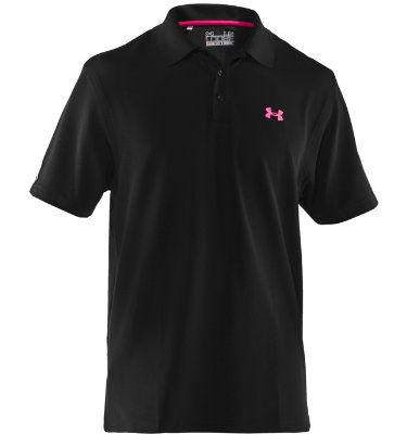 Under Armour Men's PIP Performance Short Sleeve Polo